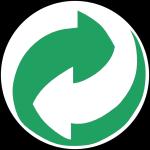 símbolo puntoverde